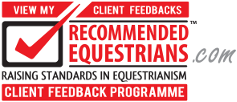 Recommended Equine Professional Feedback